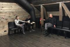 9.klases mācību stunda Rīgā