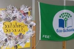 Ekoskolu pasākums Ropažos