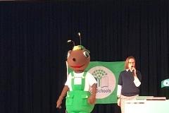Ekoskolu apbalvošanas pasākums Rīgā