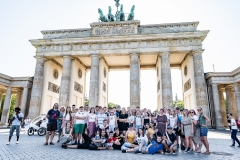 Jauniešu festivāls Vācijā